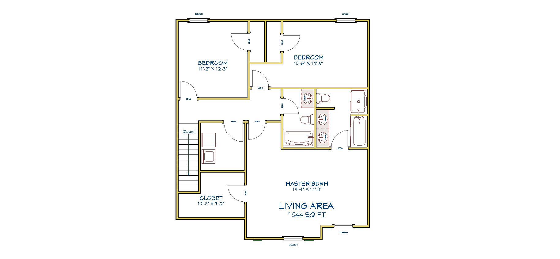 Kitchen Floor Plans With Island And Walk In Pantry 100  Kitchen Floor Plans With Island And Walk In Pantry